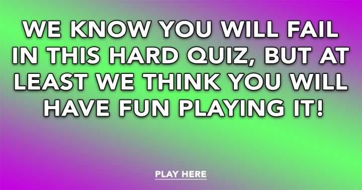 Fun Mixed Trivia